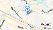 Димон на карте