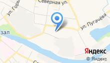 Ассоциация предприятий БМП на карте