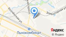 АКМ-Авто на карте
