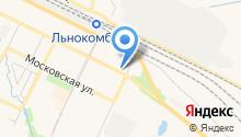 Вологодская торговая компания на карте
