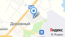 Оптовая база на карте