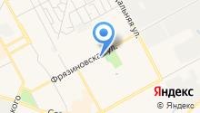 Антей, ПК на карте