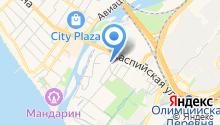 App Star на карте
