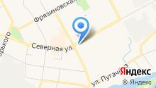 Авторынок на карте