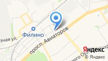 Oknoff на карте
