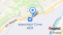 Airbar на карте