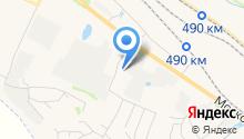 Автоком-Вологда на карте