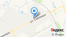 АкваСервис на карте