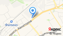 RealPhone на карте