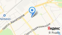 ABC-Studio на карте