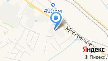 Агромясопром на карте