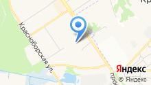 Gartex на карте