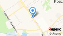 Daystar на карте