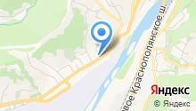 AZARI на карте