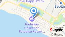 Filini на карте