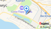 СочиТрансАвто на карте