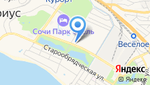 Camry на карте