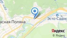 Alm hotel на карте