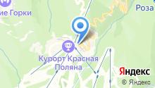 Gorky art hotel на карте