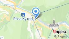 FORT-EVRIKA на карте