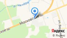 TYRES33.RU на карте