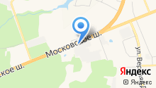 АвтоГлобус на карте