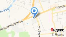Seobudo на карте
