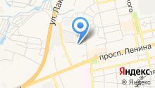 Аварийно-диспетчерская служба Ленинского района на карте