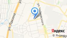 Абрикосик на карте