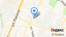 Юрьевская буренка на карте