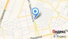 ASK сервис на карте
