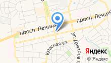 dcb на карте