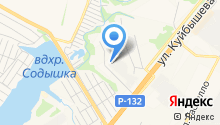 «СаунаВлад» на карте