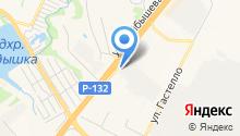 TELS-SERVIS на карте