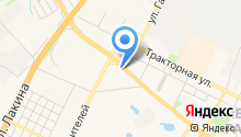 Reg.ru на карте