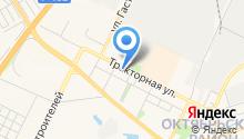 ГРУППА КОМПАНИЙ АВТОЛИГА33 на карте
