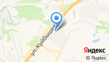 Instar Lodjistiks на карте