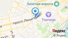 Владимирская областная филармония на карте