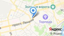 Tatoo на карте