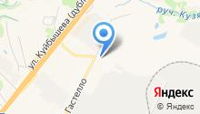 Profilgates на карте