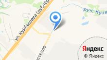 i-Drive на карте
