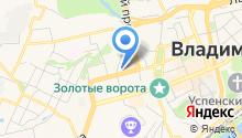 DERUFA-Владимир на карте