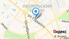 Forex на карте