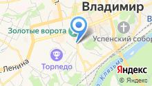 Teploglass на карте