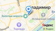 ChipSer на карте