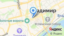 Vladimir.dance на карте