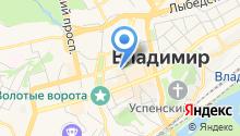 Авикс на карте