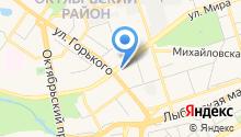 Itravel на карте