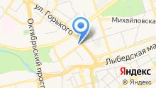 GEN87 на карте