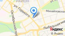 Belie33.ru на карте
